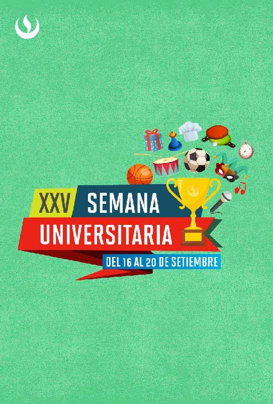 XXV Semana Universitaria UPC